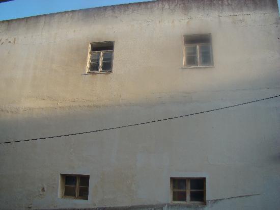 Tivoli Lagos Hotel: View from room 102