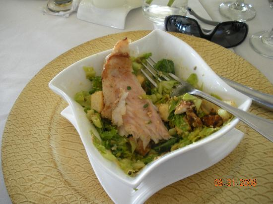 Camp David: Dinner/Salad