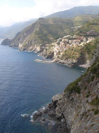 Cinque Terre, Włochy: Riomaggiore