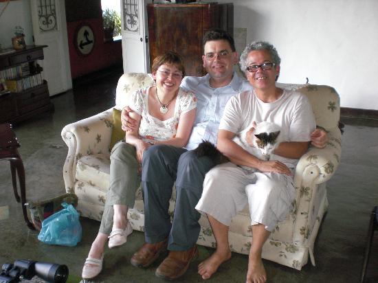 Casa da Carmen e do Fernando: A Warm and Friendly Welcome