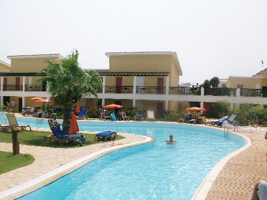 Atlantica Aeneas Hotel: new pool area