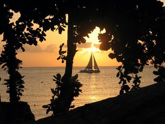Mariposa Hideaway: Sunset cruise @ Negril