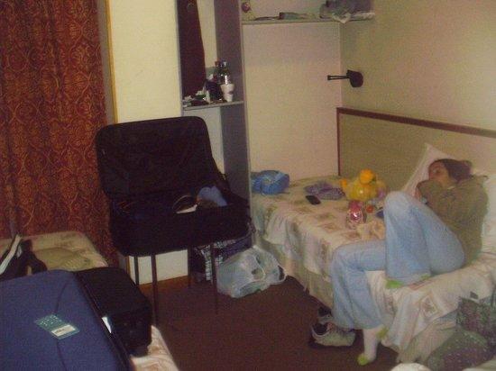 Hotel Comfort Baires: The room