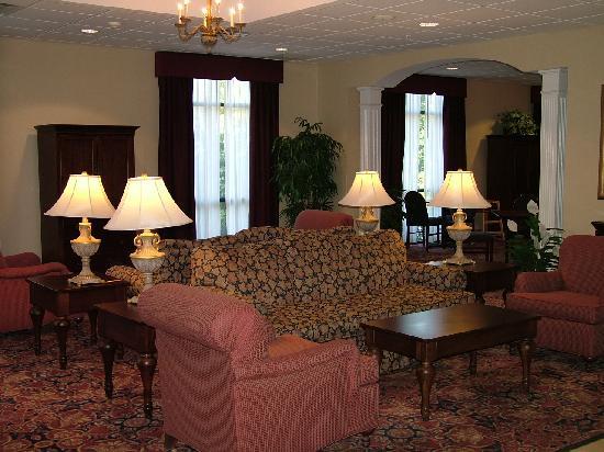 Front Royal, VA: Hampton Inn - Lobby