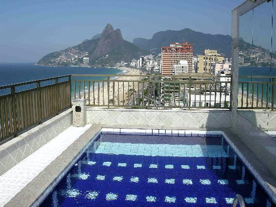 Sol Ipanema Hotel Roof Top Pool