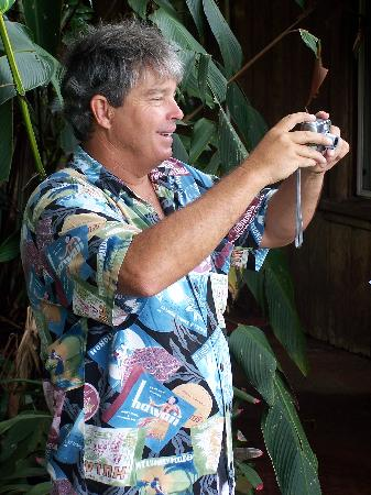 Best of Kauai Tour: Our tour guide, Steve