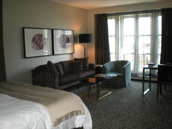 The Hazelton Hotel : Luxury Room 2