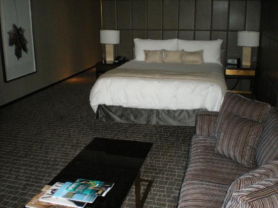 The Hazelton Hotel : Bedroom
