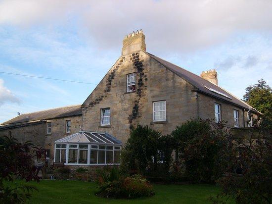 East Farm House B&B: East House farm, Guyzance, Northumberland