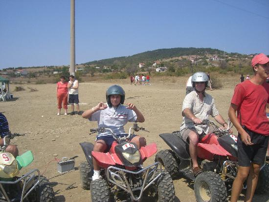 Sol Nessebar Palace: Off road adventure quads