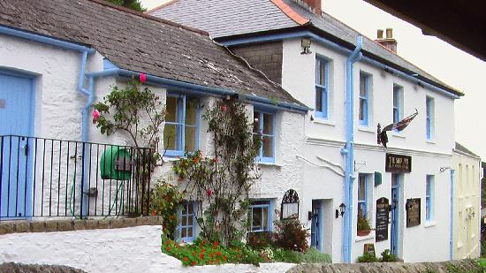 The Ship Inn, Portloe Cornwall