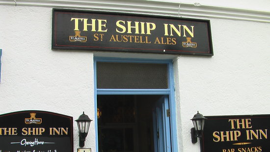 The Ship Inn: A welcome inside