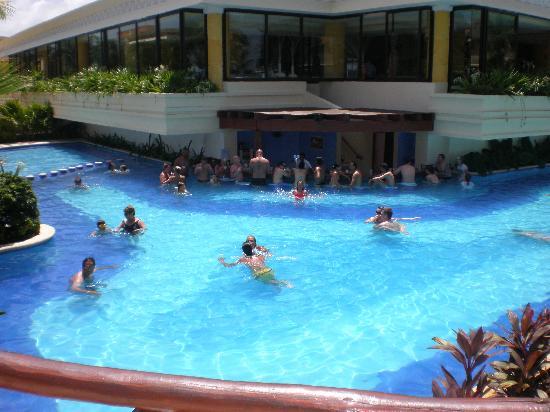 Luxury Bahia Principe Akumal Don Pablo Collection: Pool Bar - Akumal