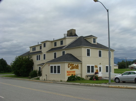 Colony Inn: Inn Front