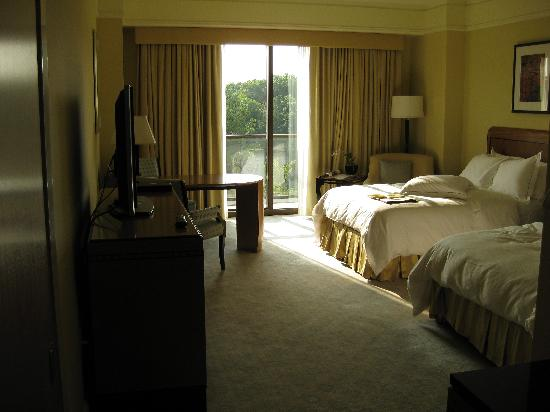 The Umstead Hotel and Spa: double room lake view