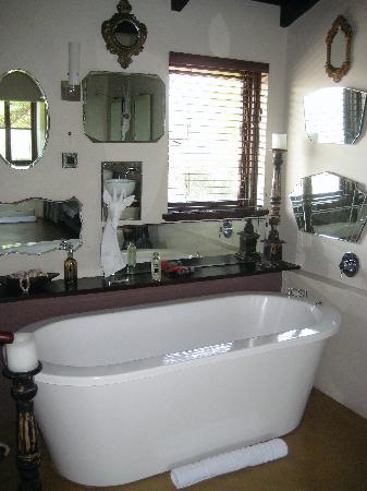 Teremok Marine: durban view room bath