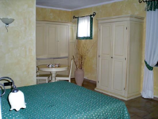 Hotel e Residence Villa Del Parco: suite