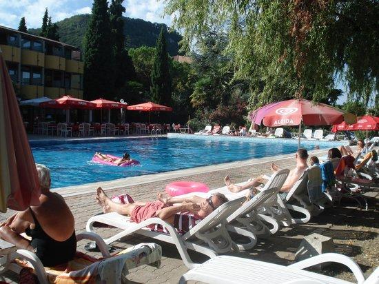 Hotel Palme & Suite: Palme suite swimming pool