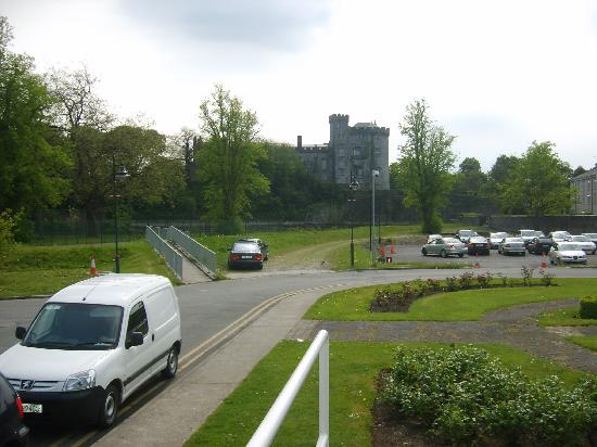 County Council Grounds: castle view kilkenny