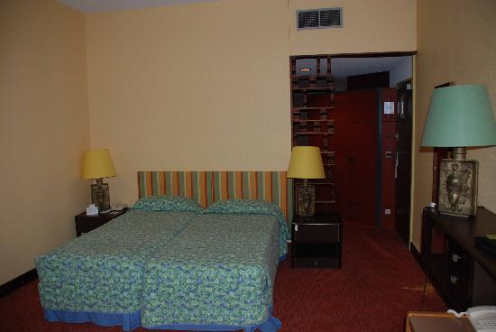 Libreville, Gabon: Room View 1