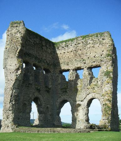 La Tête Noire: Temple to Roman God Janus