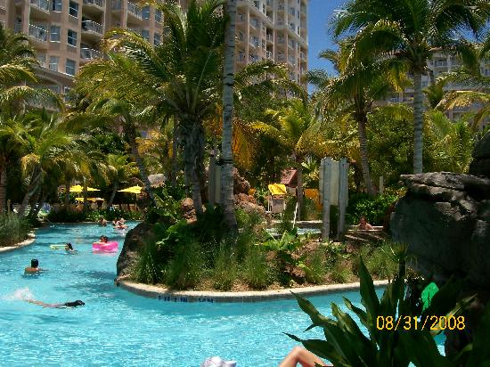 Marriott's Aruba Surf Club: Lazy Pool