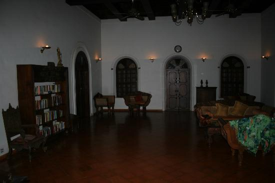 Raheem Residency: Hall