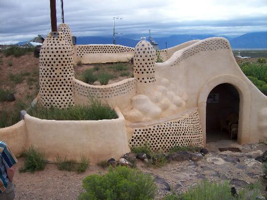 La Posada de Taos B&B : live green!!