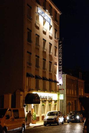 Bourges, Francia: Le Christina at night