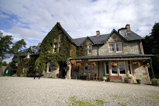 Invergarry, UK: Tomdoun Hotel