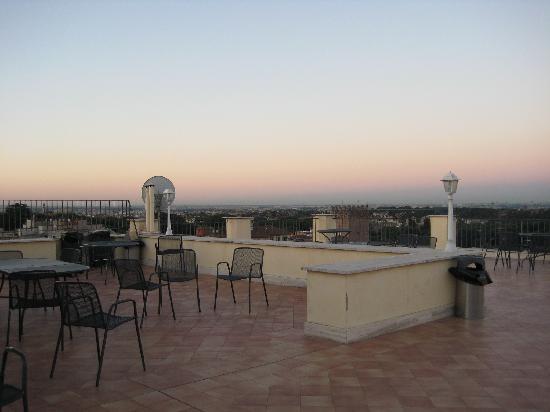 Suore di Santa Elisabetta: Rooftop Terrace