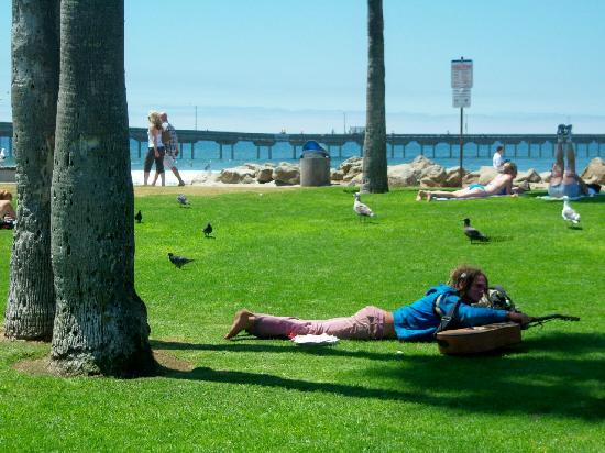 Villa Caribe : Ocean Beach Pier San Diego