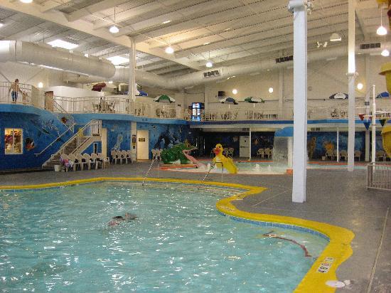 Minot, Dakota del Norte: Waterpark 1