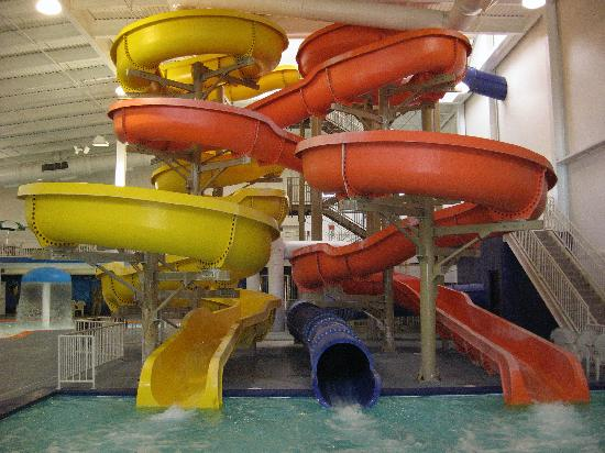 Sleep Inn Minot: Waterpark 3