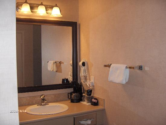Best Western Cranbrook Hotel : Bathroom