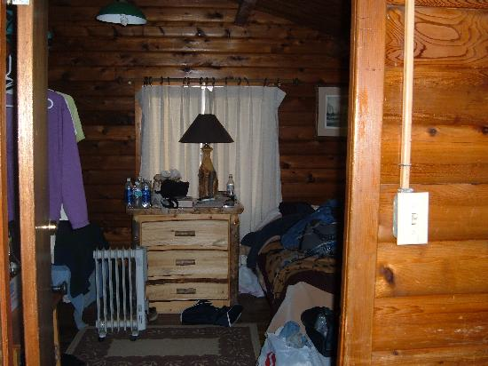 Tioga Pass Resort: its messy but its home!