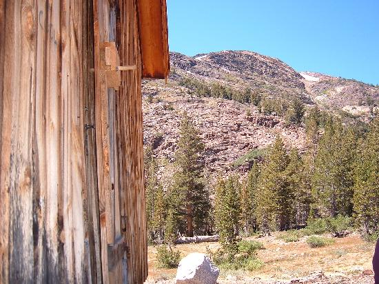 Tioga Pass Resort: Bennitville mine
