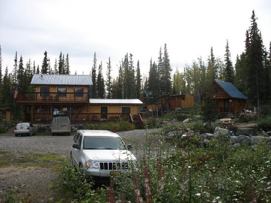 Kennicott River Lodge: Lodgehouse