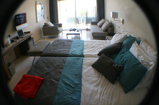 Aguas de Ibiza: my room - Junior Suite