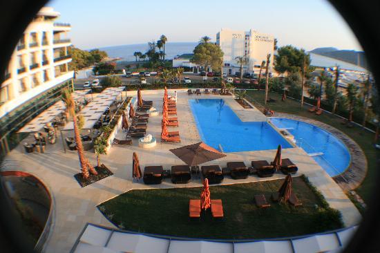 Aguas de Ibiza: pool area