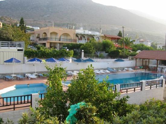 Dimitra Hotel : the pool