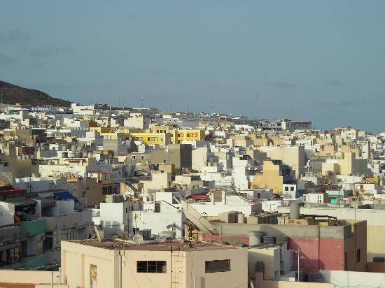 Gran Canaria, Spanien: città di las palmas