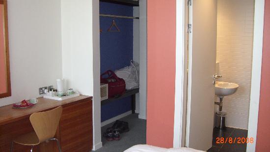 IMI Residence Dublin: Room 122 - 3/4