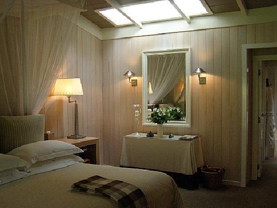 Huka Lodge: Bed