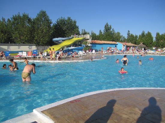 Siblu Villages - La Carabasse: Pool Area