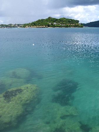 Port Vila, Vanuatu - Clear Waters
