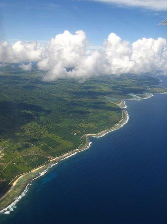 Efate, Vanuatu - Inter-Island Flight