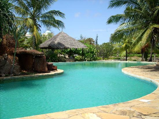 Le Golf Kilimandogo: la piscina