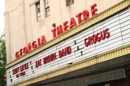 Athens, Georgien: Georgia Theatre