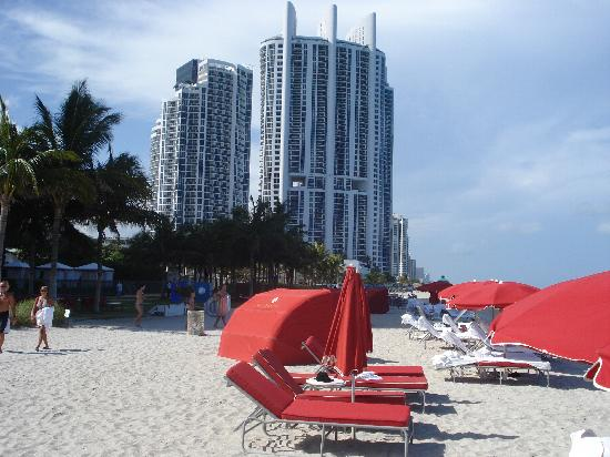 Acqualina Resort & Spa on the Beach: relax on the beach